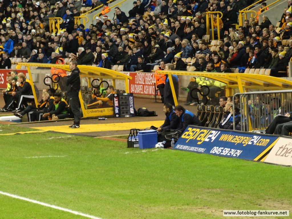 Wolverhampton Wonderes vs. Reading FC 1:0   >>>> FOTOBLOG ...