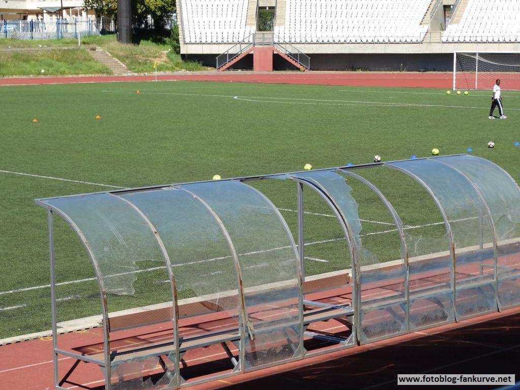Lesotho vs. Seychellen 2:1   >>>> FOTOBLOG FANKURVE